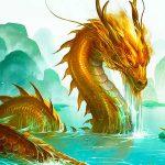 Nằm mơ thấy rồng – Điềm báo lành dữ và những con số may mắn