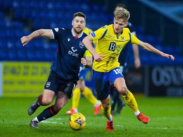 Nhận định trận đấu Ross County vs St Johnstone (21h00 ngày 31/7)