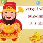Thống kê xổ số Quảng Bình thứ 5 ngày 19/8/2021