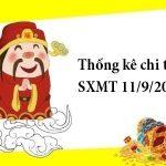 Thống kê chi tiết SXMT 11/9/2021 hôm nay
