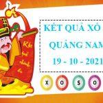Thống kê xổ số Quảng Nam 19/10/2021 – Phân tích XSQNM thứ 3